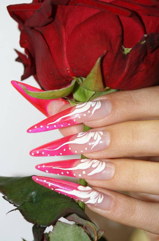 Stiletto Nägel - Nails for fun