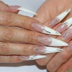 Hochzeitsnägel - Nails for fun