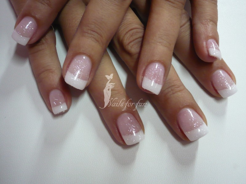 French Modellage - Nails for fun
